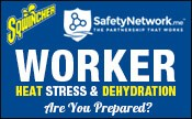 Worker Heat Stress & Dehydration - Are You Prepared?