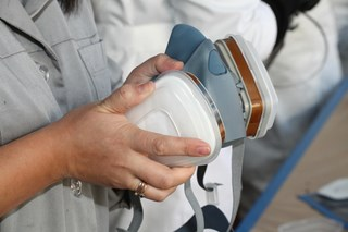 Do workers need different respirators during the summer months?