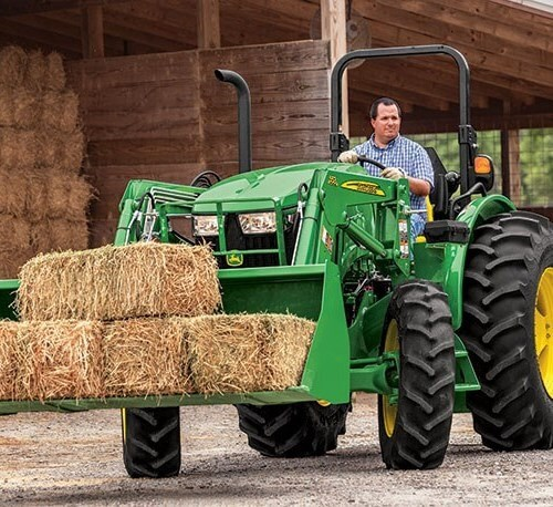Tractor Safety:  Gearing up for a Safe Harvest