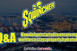 Video Q&A - How do I get started to ensure my workforce stays properly hydrated?