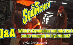Video Q&A - Why isn't water enough for hydration?