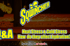 Video Q&A - Heat Stress & Cold Stress. How do they affect hydration?
