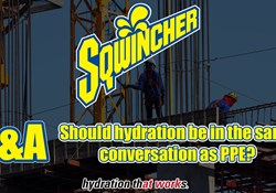 Video Q&A - Should hydration and electrolytes be considered PPE?