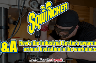 Video Q&A - How is the Industrial Sector's awareness around hydration in the workplace?