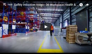 Image for Safety Induction Video - 36 Workplace Health and Safety Training Topics