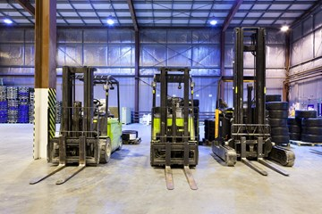 On Guard: Simple Warehouse Barriers for Protecting People and Products